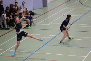 womens badminton