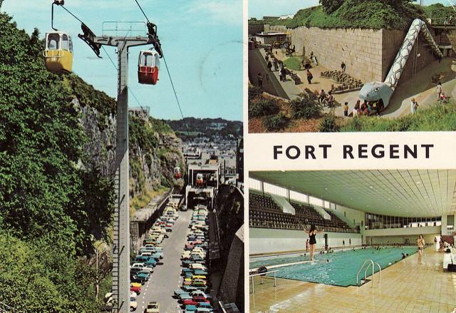 fort regent old