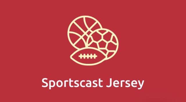 sportscast jersey