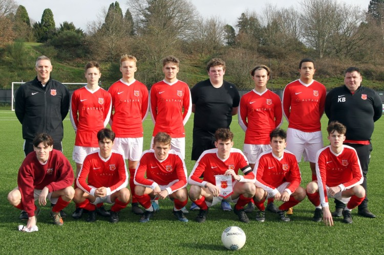 st peters u18s